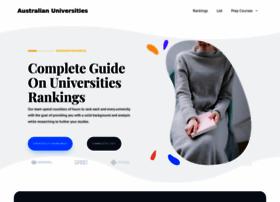 australian-universities.com