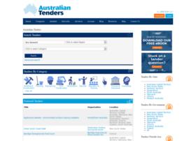 australiantenders.com