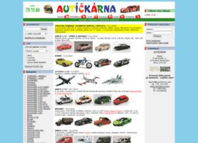 Autickarna.inshop.cz