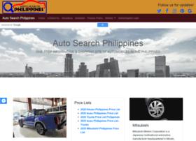Auto-searchphilippines.com