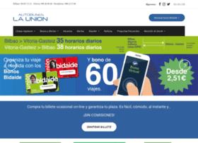 autobuseslaunion.com
