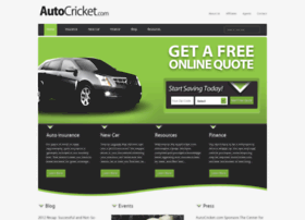 autocricket.com