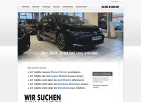 autohaus-schlesiger.de
