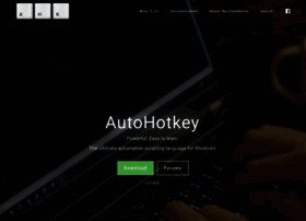 autohotkey.com