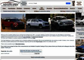 automobile-catalog.com