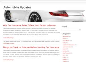 automobileupdates.com