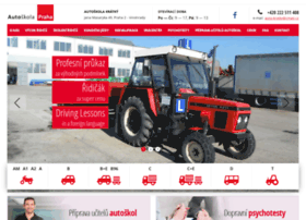 autoskola-praha.com