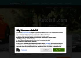 autotalli.fi