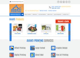 avantiprinting.com