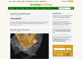 avartsycooking.com