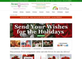 Avasflowers.com