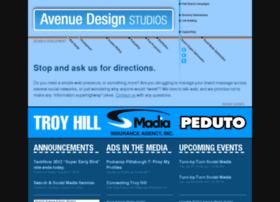 avenuedesignstudios.com