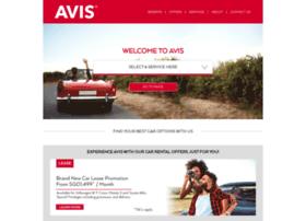 Avis.com.sg