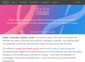 Avonfoundation.org