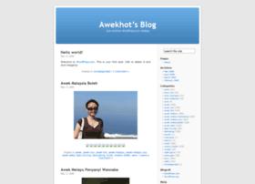 awekhot.wordpress.com