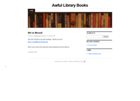 awfullibrarybooks.wordpress.com