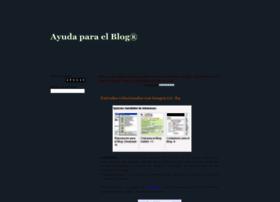 ayudaparaelblog.blogspot.com