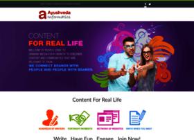 ayushvedainformatics.com