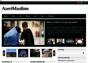 azerimuslims.com