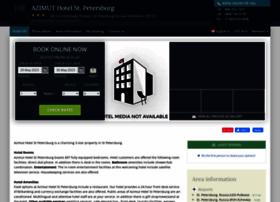azimut-st-petersburg.hotel-rez.com