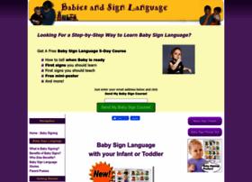 babies-and-sign-language.com