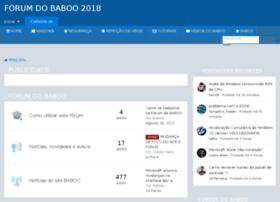 babooforum.com.br