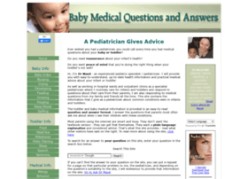 baby-medical-questions-and-answers.com