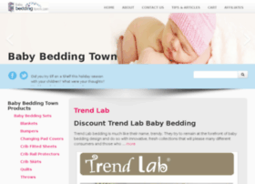 babybeddingtown.com
