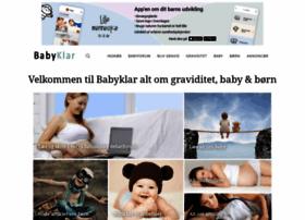 babyklar.dk