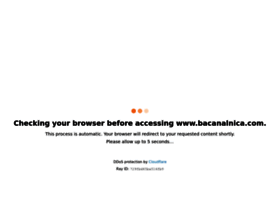 bacanalnica.com