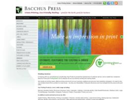 bacchuspress.com