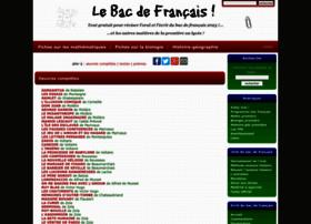 bacdefrancais.net