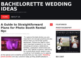 Bachelorette-wedding-ideas.com