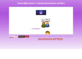 bachkhoa-aptech.com
