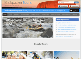 backpackertours.com.au