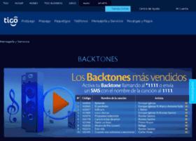 backtones.tigo.com.bo