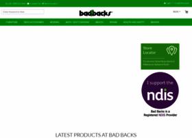badbacks.com.au