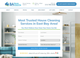 bahousecleaning.com