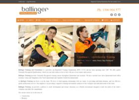 ballinger.edu.au