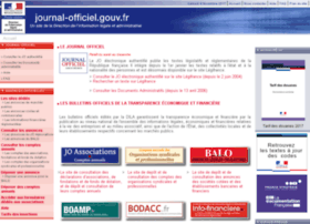 balo.journal-officiel.gouv.fr