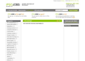 baltimore.ipsojobs.com