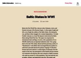 baltinfo.org