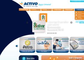 Bancoactivo.com
