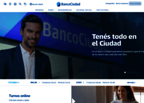 bancociudad.com.ar