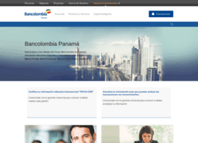 bancolombiapanama.com
