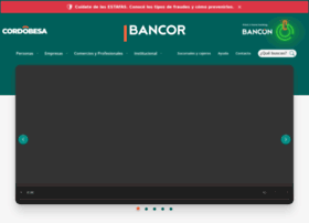 bancor.com.ar