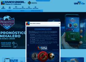 bancounion.com.bo