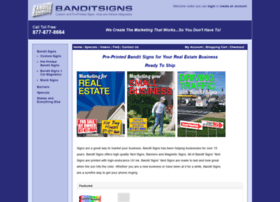 banditsigns.com