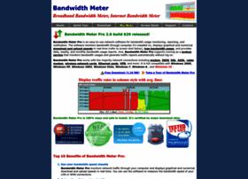 bandwidth-meter.net