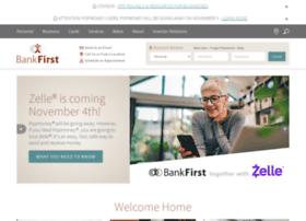bankfirstnational.com